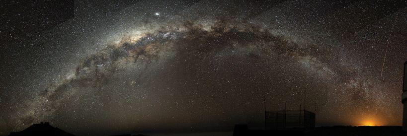 Mily Way Galaxy