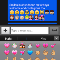 Emoticons Deceiving Mobile Users
