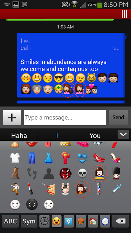 Emoticons Falsity 2