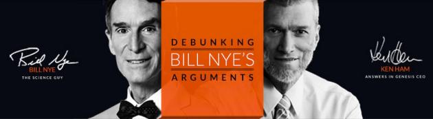 Bill Nye & Ken Ham